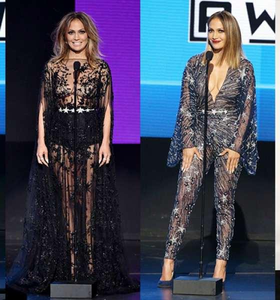 2015 Amerikan Müzik Ödülleri Gecesi