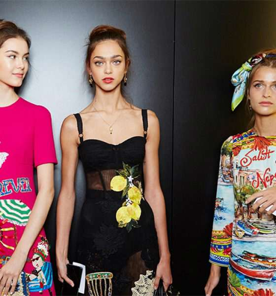 Dolce&Gabbana 2016 Yaz Koleksiyonu