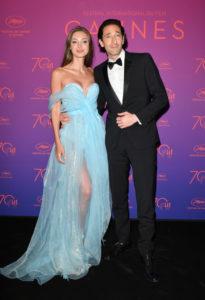 Lara Lieto & Adrien Brody