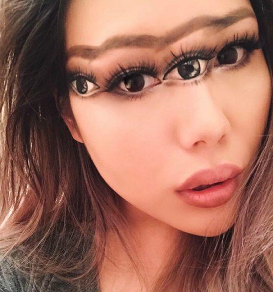 Mimi Choi'den optik illüzyon etkisi yaratan makyajlar