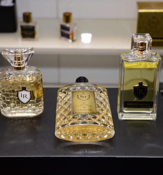Işıl Reçber'den yepyeni bir parfüm koleksiyonu