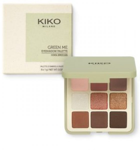 KIKO Milano'dan GREEN ME koleksiyonu…
